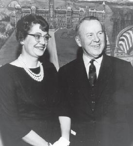 Ministre canadienne de la Santé nationale et du Bien-être social de 1963 à 1965, Judy LaMarsh a été une pionnière dans la lutte contre le tabagisme au Canada.