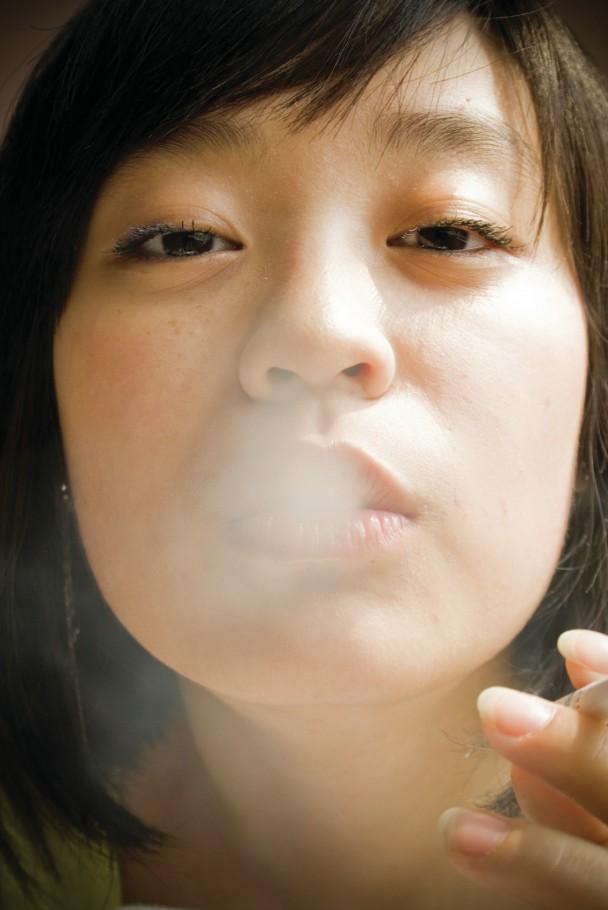 Payé pour fumer
