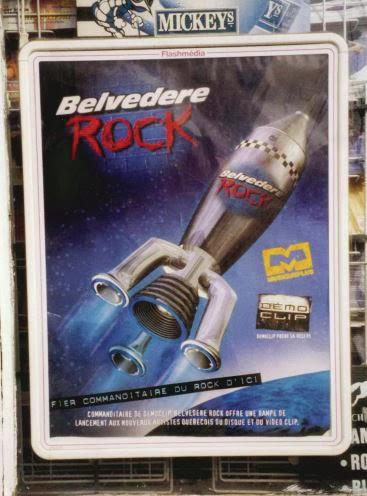 Belvedere Rock