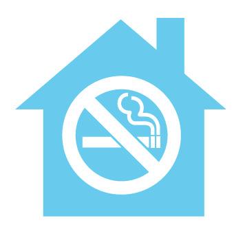 Logements sans fumée