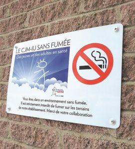 Info-tabac centre jeunesse sans fumée