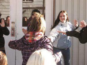 Les jeunes qui fréquentent les locaux de jeunes participent à une foule d'activités créées spécifiquement pour eux.