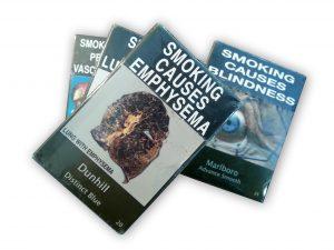 Une forte dépendance de nicotine comme se délivrer