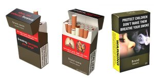 Info-tabac 112 emballage neutre paquet