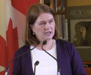Dre Jane Philpott, ministre fédérale de la Santé