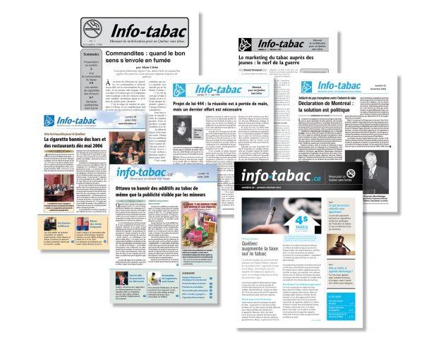Info-tabac 119 Montage 100e