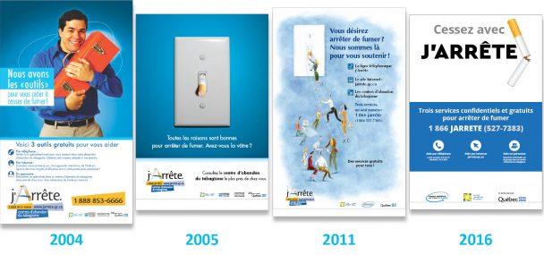Info-tabac 120 jarrette histoire affiches