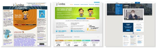 Info-tabac 120 jarrette hsitoire sites web