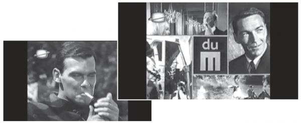 Dans les années 1960, une publicité pour les cigarettes du Maurier vendait le prestige et la liberté avec des images de golf, d'équitation et de voyage.