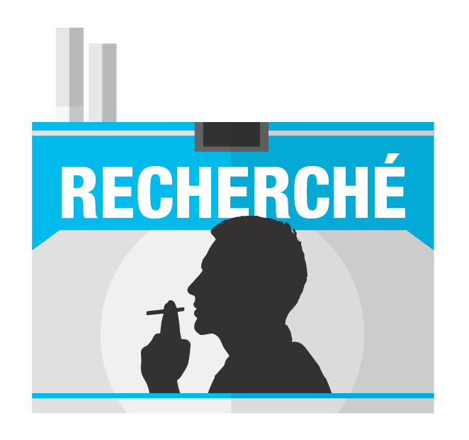 Info-tabac 120 - paquet témoignage recherche