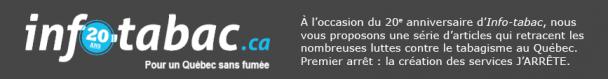 Info-tabac 120 - serie 2o ans JARRETTE