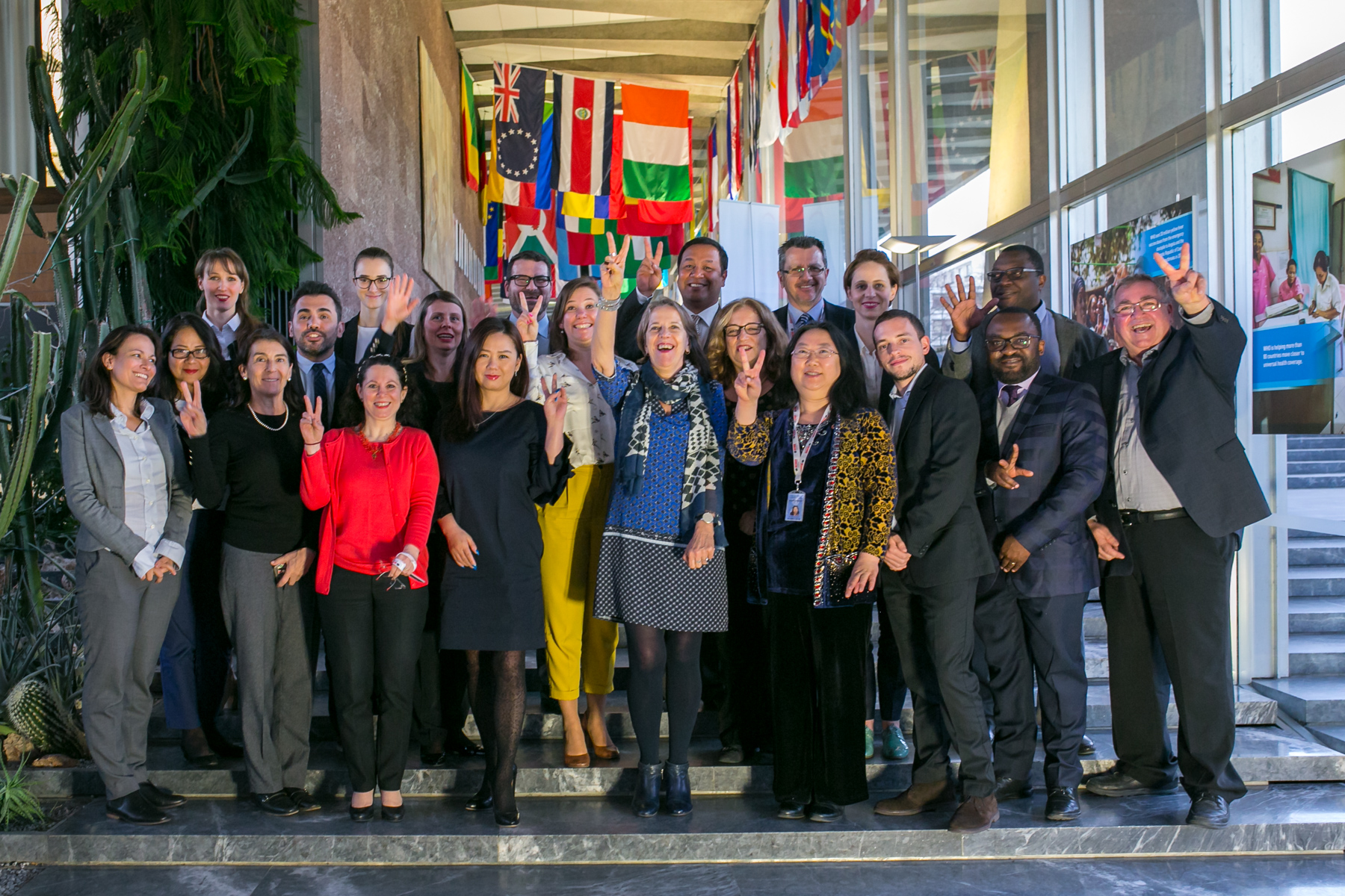 Convention-cadre de l'OMS pour la lutte antitabac