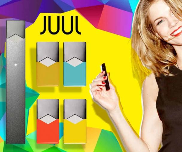 cigarette électronique JUUL jeunes