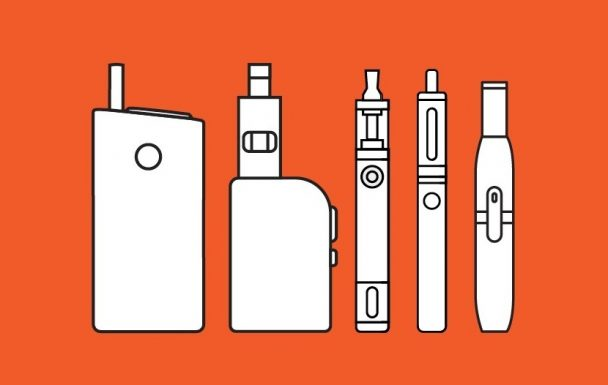 cigarettes électroniques tabac chauffé