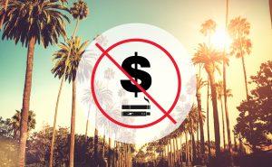 Interdiction vente tabac vapotage Beverly Hills